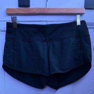 Lululemon active wear shorts